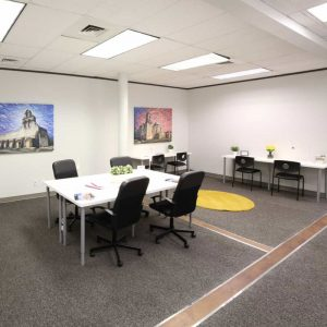 Office space corporate business